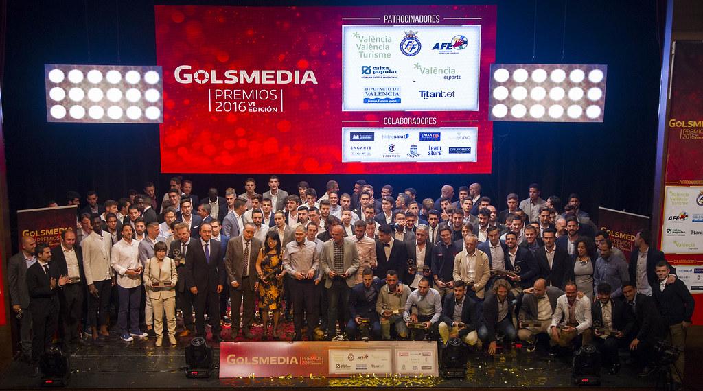 Fotos #PremiosGolsmedia2016
