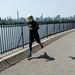 Running in Central Park by RedandJonny