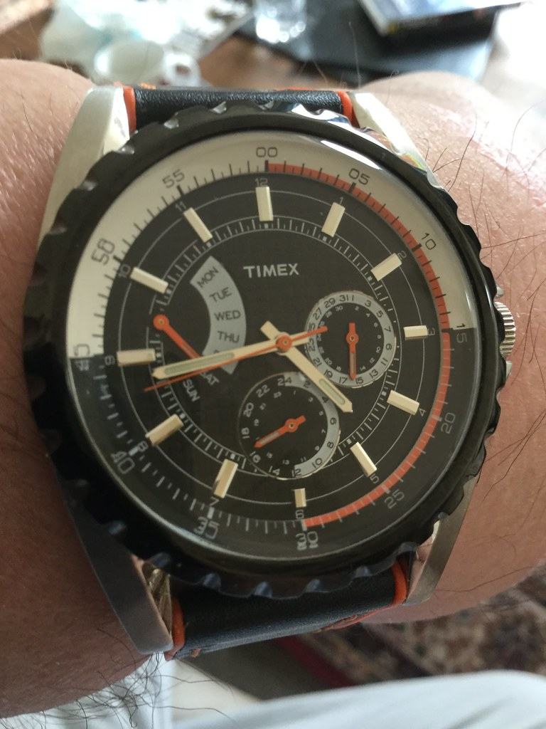 timex compass watch instructions