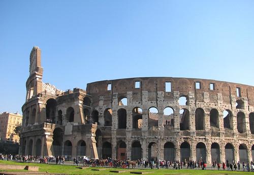 La otra cara del Coliseo by Miradas Compartidas
