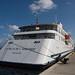 El Crucero MS Belle del Adriático en el muelle de Santa Catalina de Las Palmas de Gran Canaria Islas Canarias