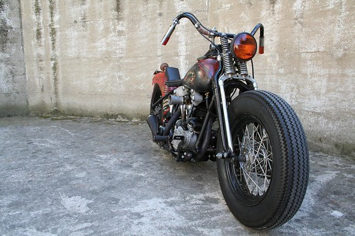 1940 Knuckle by choppinmatte