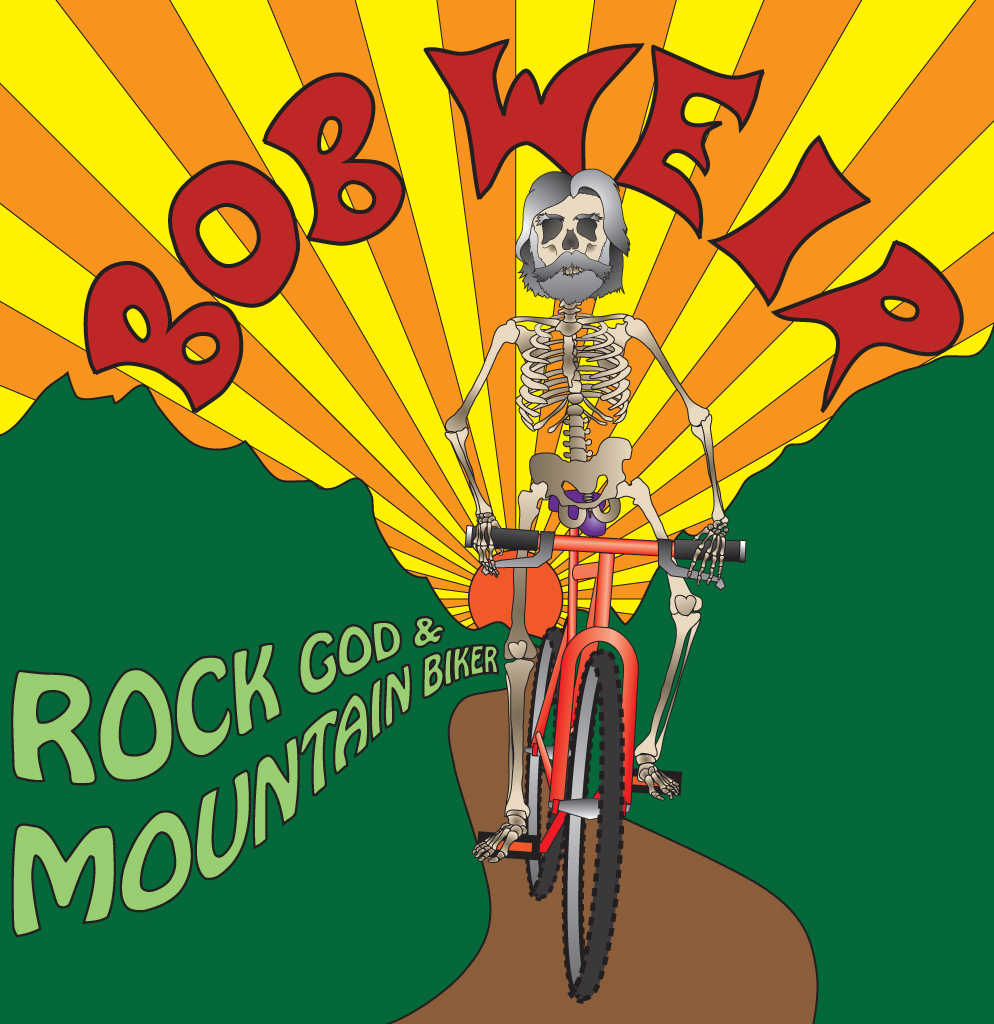 Bob Weir, Rock God & Mountain Biker - a portrait
