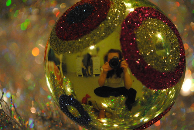 Ornament reflection