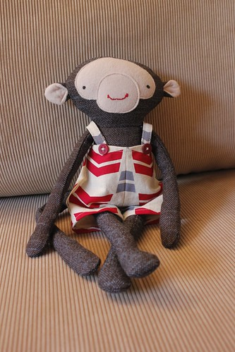 softies for mirabel - happy monkey (683x1024)