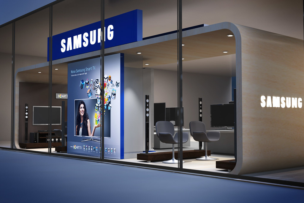 Espaço Samsung Miami Store Campinas | Alex Matsumoto | Flickr