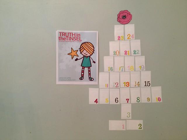 Diy Calendar For Preschool : Advent calendar for preschoolers diy flickr photo sharing