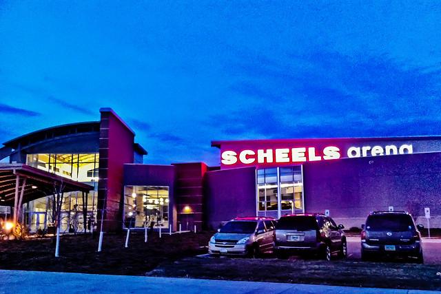 Scheels arena flickr photo sharing for Scheels fargo