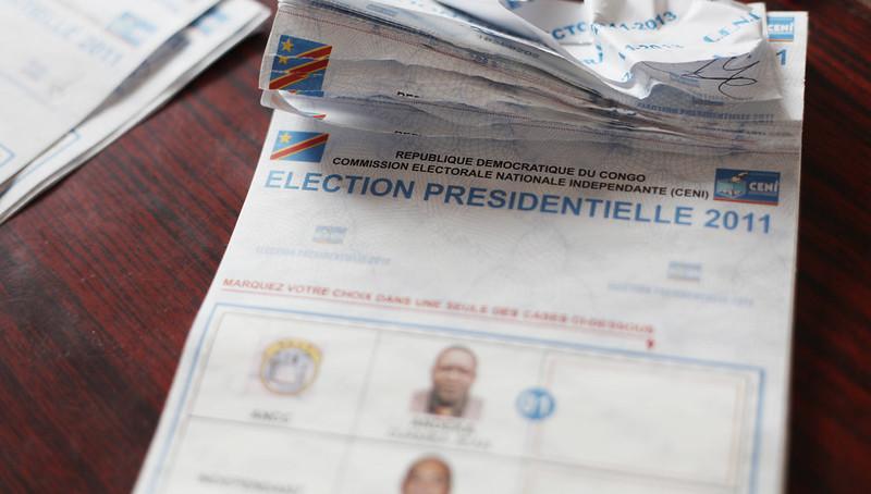 Presidential ballots