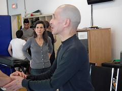 大野庆人 Yoshito Ohno et Lucie Grégoire (Classe Ouverte LADMMI Montréal 2011)