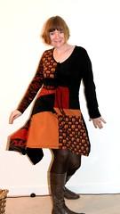 Wear a dress day - December 2011