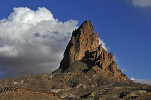 volcanicplug coloradoplateau navajonation
