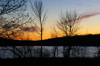 Mendon Sunset