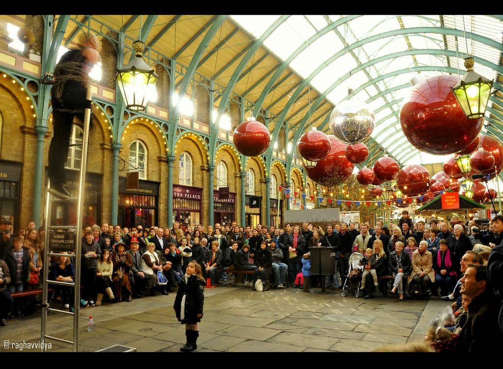 Exploring Covent Garden – The Most Famous District of London