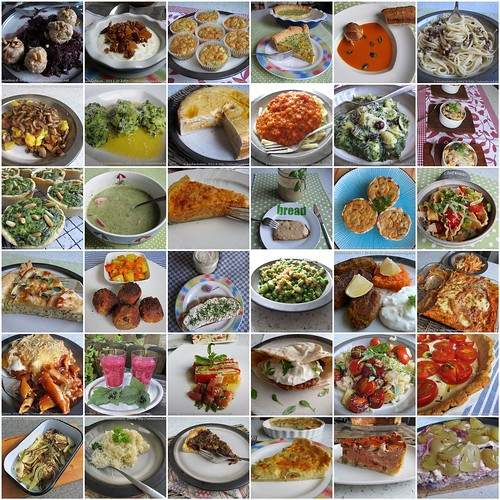 Vegetarische Donnerstage  2011