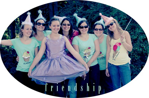 friendship-joul party