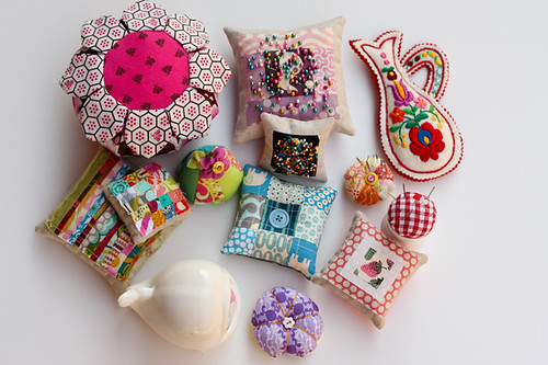 Pincushion Collection by jenib320