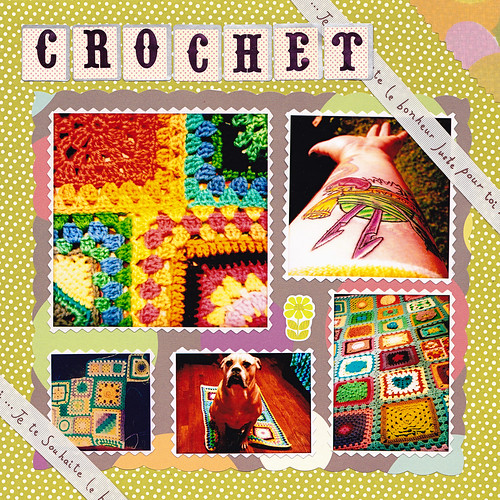 page - crochet