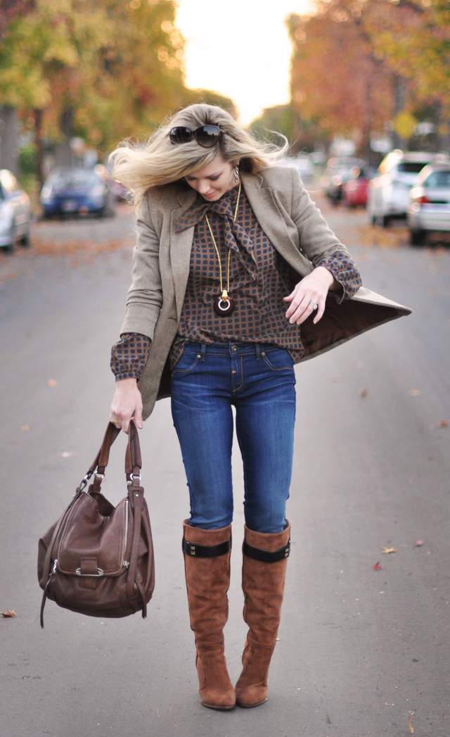 jeans and a blazer-in the wind-boots-fashion