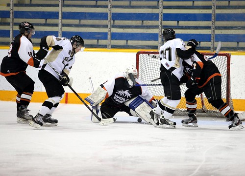 Wolfpack Hockey Finish Up Sait Tourney With Loss Tru Wolfpack