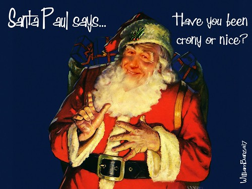 SANTA PAUL by Colonel Flick