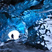 Enter Iceage - Vatnajökull Ice Cap, Iceland by orvaratli