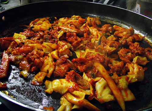 Dakgalbi Ready to Eat!