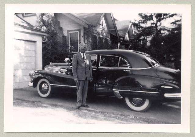 1946 Buick Sedan