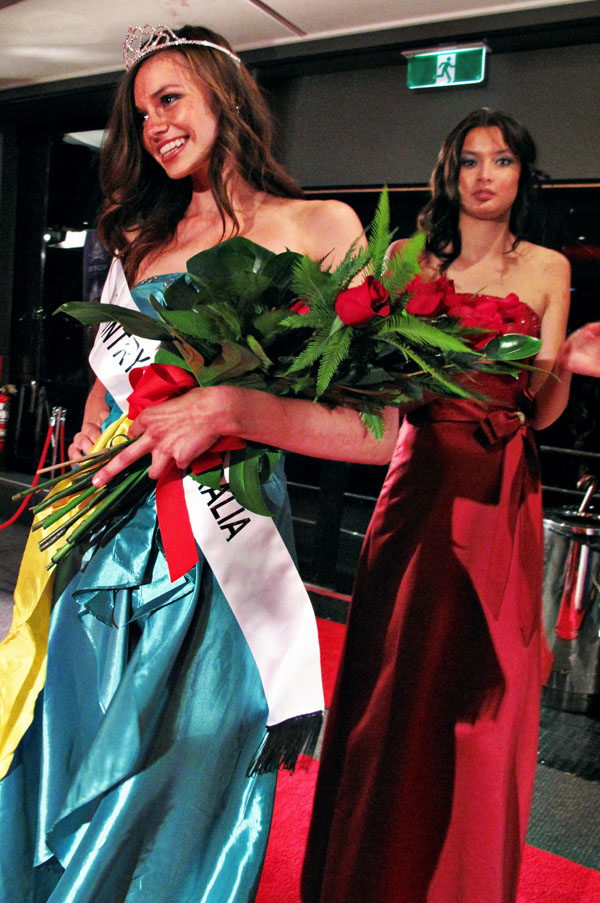 Belinda Adams, Winner Woman's Day Miss Country Girl Australia 2011