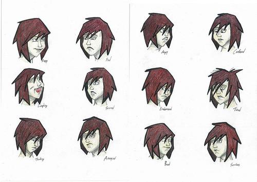Mac - expressions 3/6