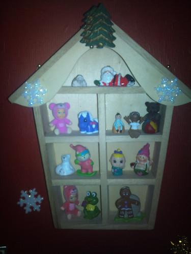 La estanteria de los juguetes