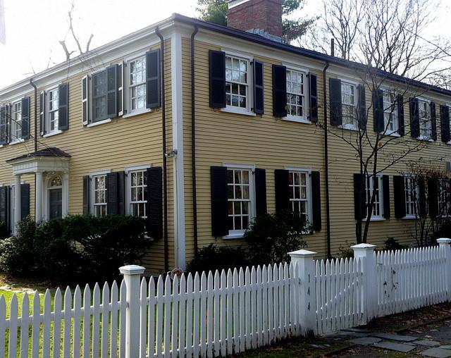 Coolidge Hill - Residence, Cambridge, MA