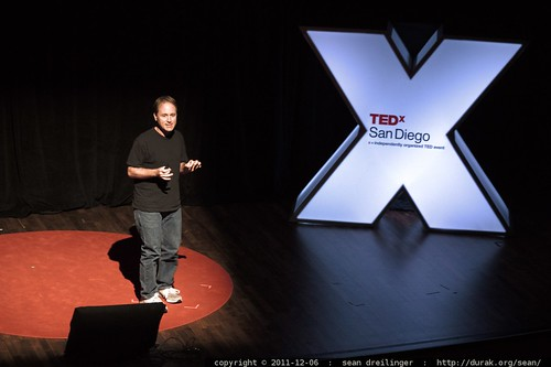 James Fowler of UCSD School of Medicine & Division of Social Sciences speaks at TEDxSanDiego    MG 4058