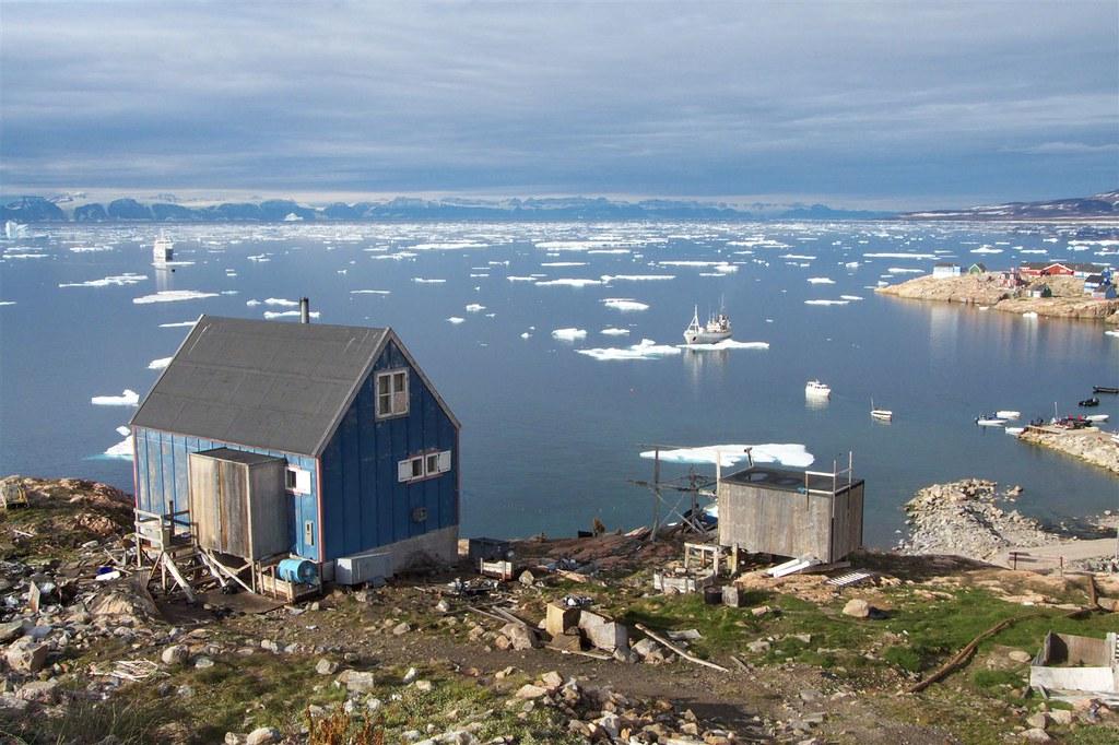 Ittoqqortoormiit, remote destination in Greenland