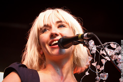 The Joy Formidable - Osheaga 2011