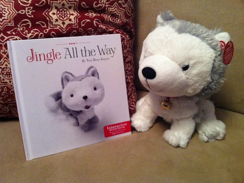 Jingle All the Way Story Buddy from Hallmark