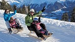 Novinky z prázdninového regionu Graubünden