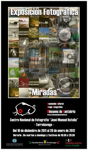 """Exposición """"Miradas"""" en el Centro Nacional de Fotografía de Torrelavega by SeRGiuKo"""