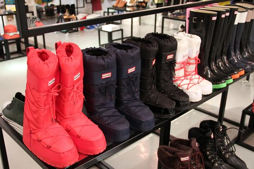 LLG Fashion: Snow Boots! Hunter Boots for the Snow! - Liberty ...