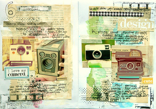 Journal Your December -- day  6
