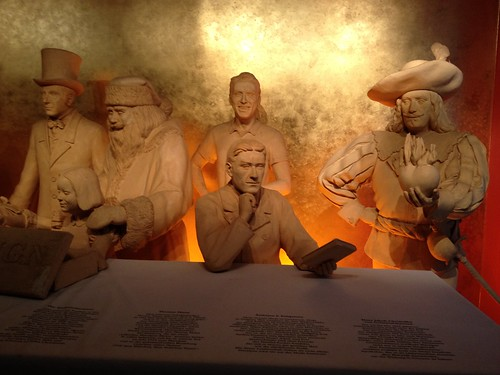 Marzipan Museum Figures