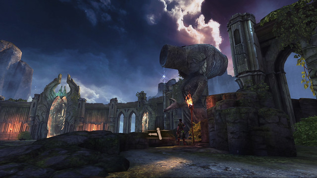 Sorcery for PS3: Endless Water