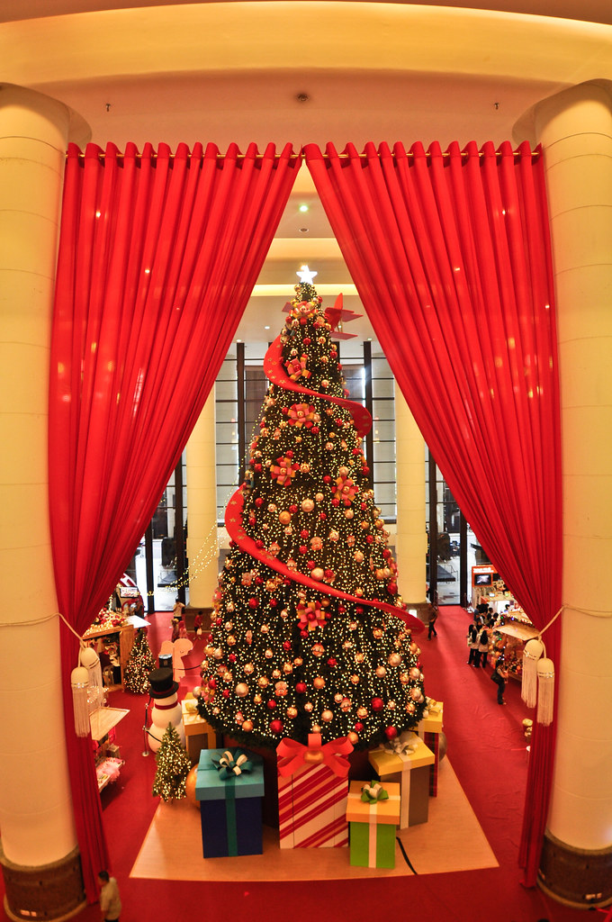 Time Square Christmas Decorations 时代广场圣诞节装饰 ...