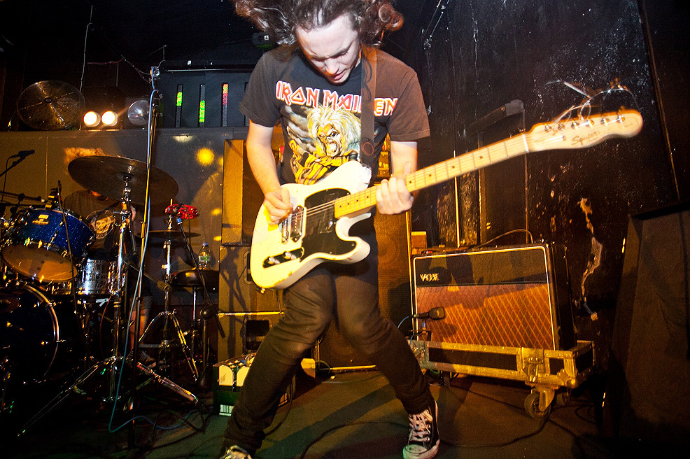 Photo: Dan Dennison/NME