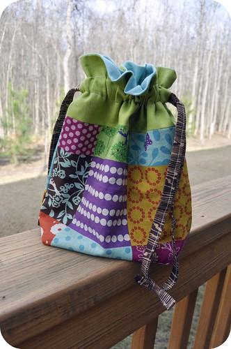 #SSSwap Bag