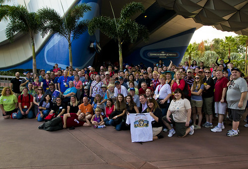 WDW Today Reunion 2011