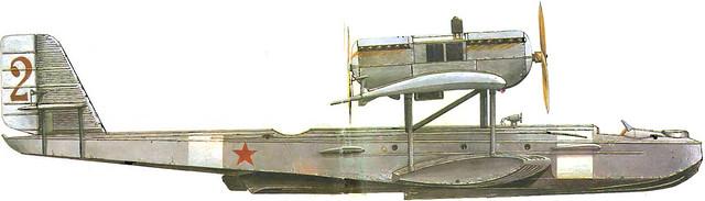 Dornier Do J Wal Soviet Navy