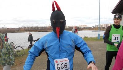 Čertovský běh v Kroměříži se po čertech vydařil