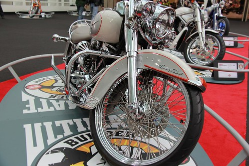 2011 Seattle - Ultimate Builder Custom Bike Show