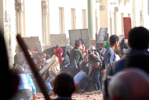 Kasr El Einy Street Street Battle Dec 18 - معركة شارع القصر العيني ١٨ ديسمبر